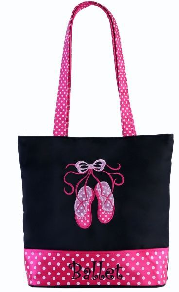 Sassi Ballet Small Tote