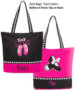 Sassi Ballet Tap Combo Tote