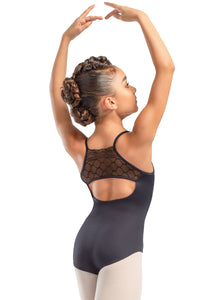 So Danca Child Diamond Lace Camisole Leotard