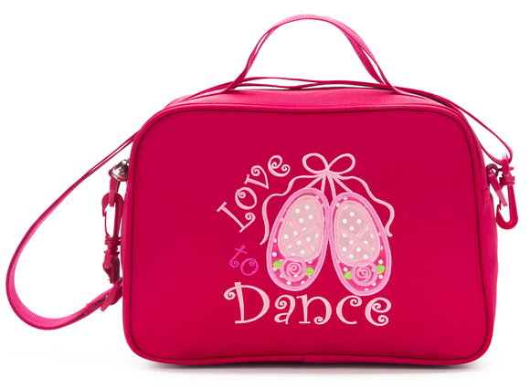 Sassi Love 2 Dance Square Tote