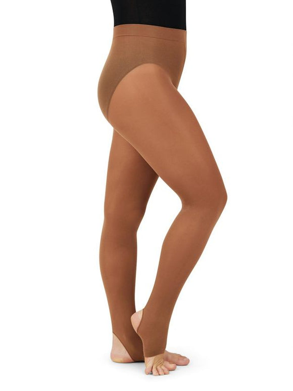 Capezio Adult Soft Waist Stirrup Tight