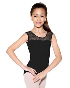 SoDanca Cozy Rosie Tank Leotard