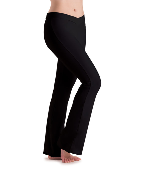 Motionwear Adult V Waist Jazz Pant