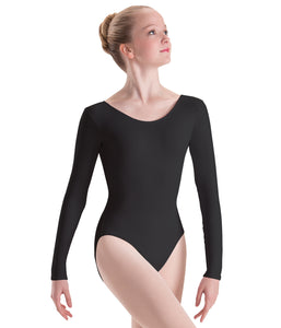 Motionwear Child Long Sleeve Leotard