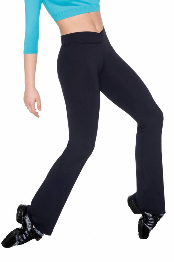 So Danca Encore Adult V-Front Jazz Pants