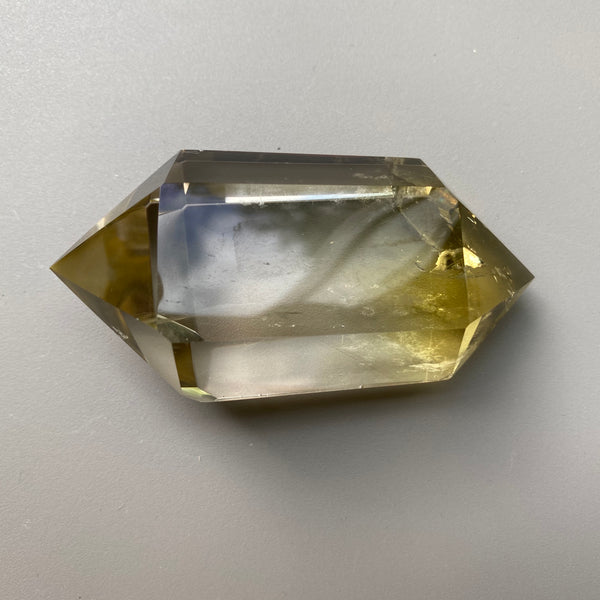 Double Terminated Citrine