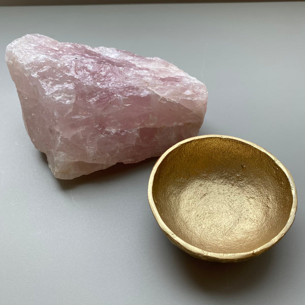 Rose Quartz - Medium