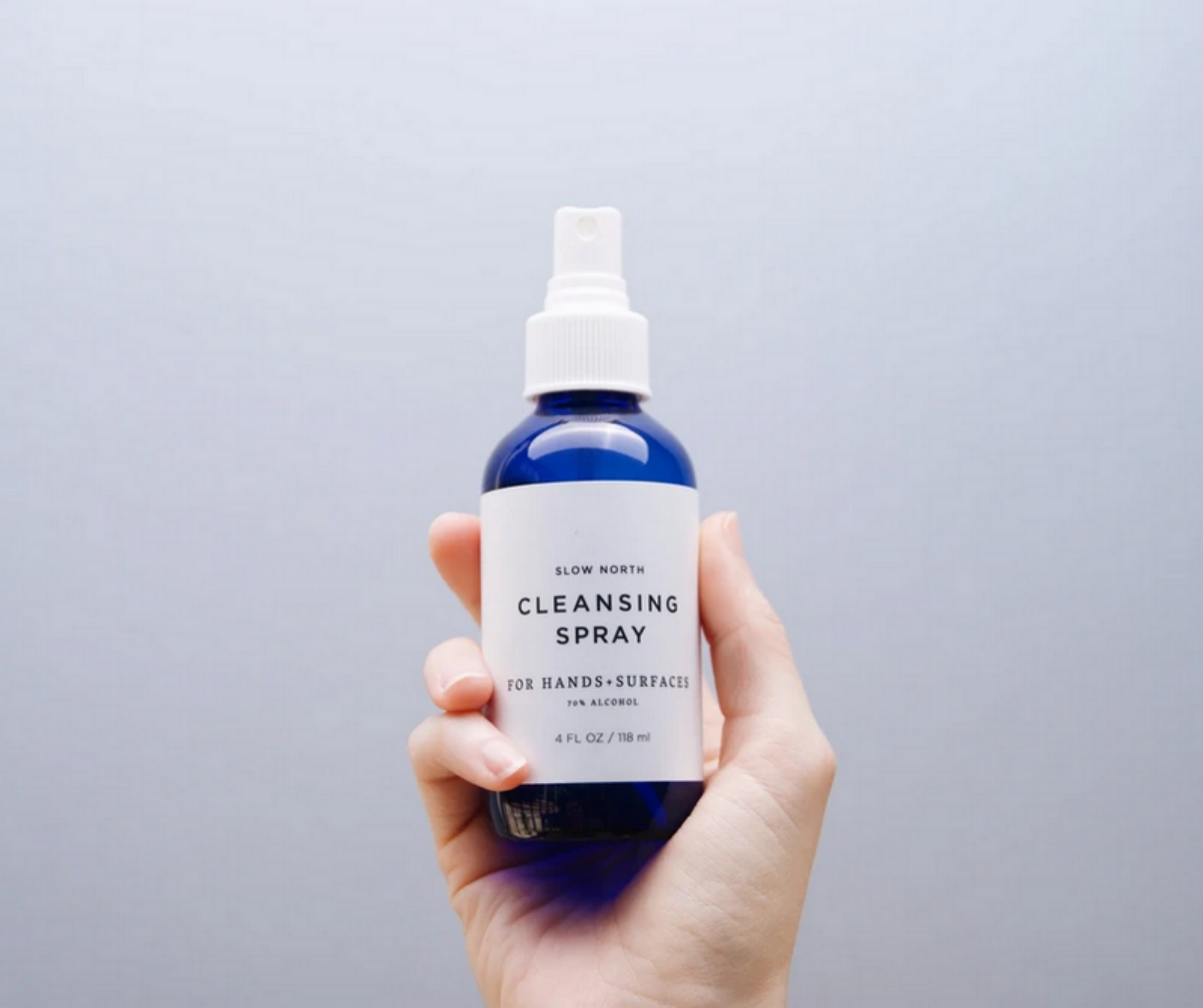 Alcohol Cleansing Spray - Hands and Surfaces