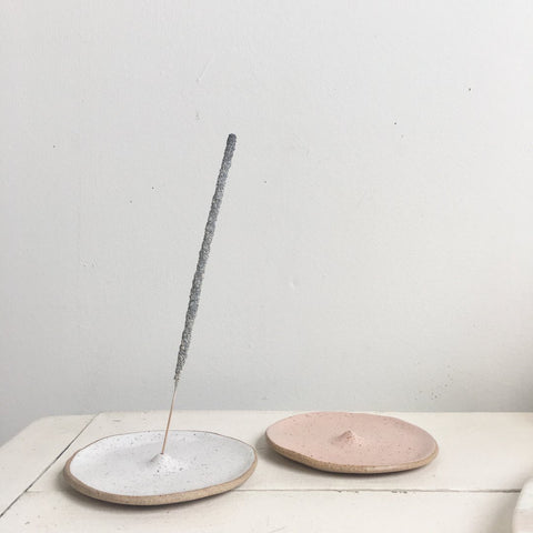 Incense Holder (white)