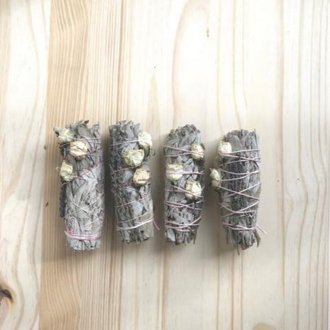 White Sage + Lavender Bundle