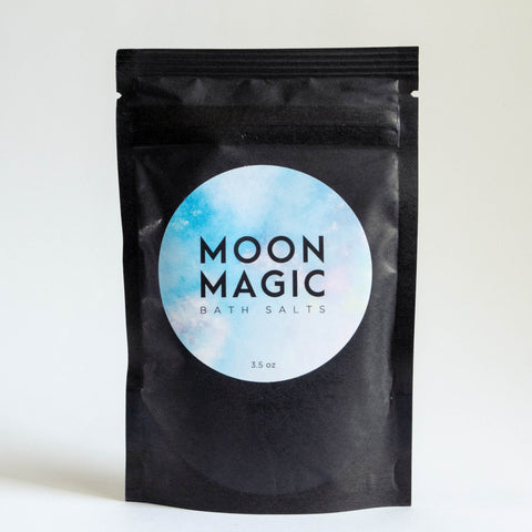 Moon Magic Bath Salts by Lotus Wei