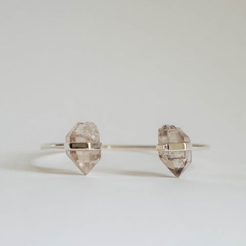 Herkimer Diamond Cuff (3)