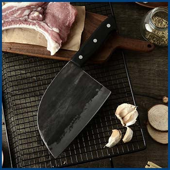 how to use a serbian knife for cooking