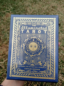 The Illuminated Tarot Deck