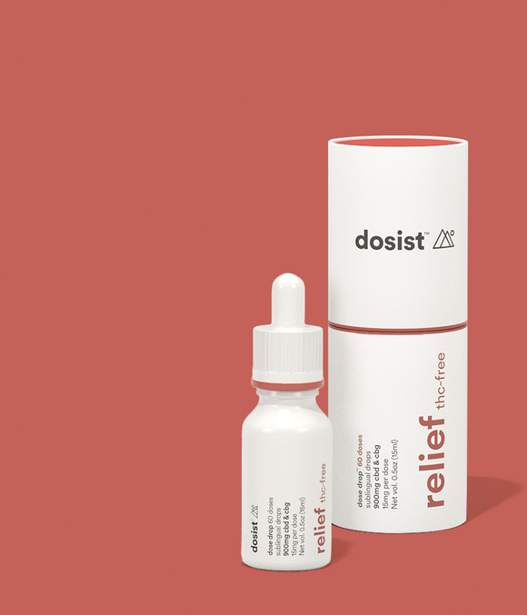 dose drop relief thc-free
