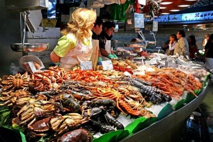 The Fishmonger - The Gourmet Market