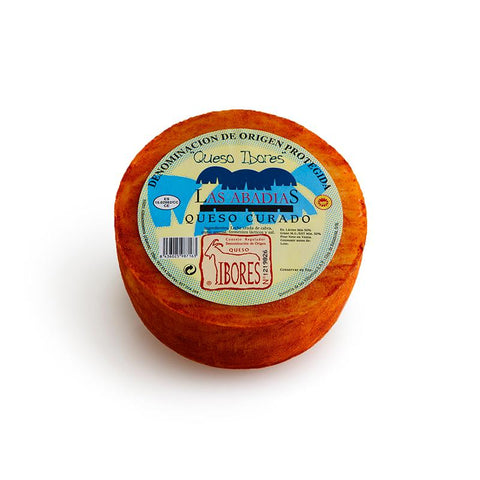 Cheese Ibores Paprika (Extremadura), 900Gr - The Gourmet Market
