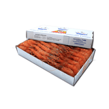 Prawn Red Mediterranean L 45/55ea/Kg, +/- 1.1Kg - The Gourmet Market