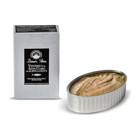 Bonito Tuna Belly, (Silver Line) +/- 120Gr - The Gourmet Market