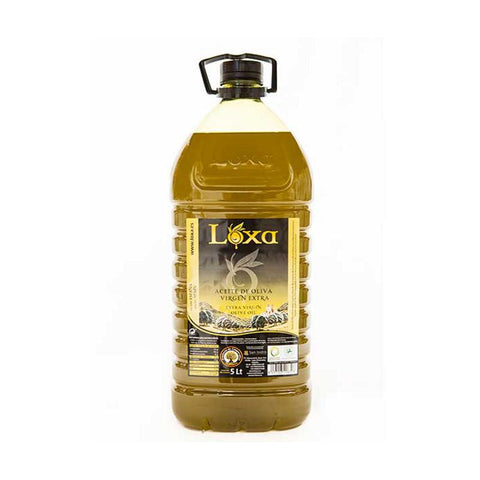 "Extra Virgin Olive Oil ""HOJIBLANCA"", 5Lt - The Gourmet Market"