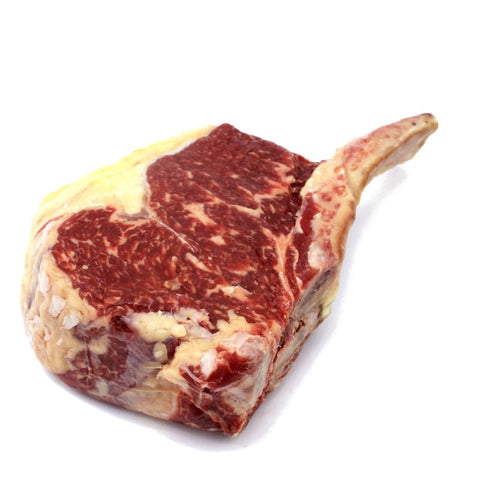 Buy Cowboy Steak, Rib eye Galician Blonde Dry Aged