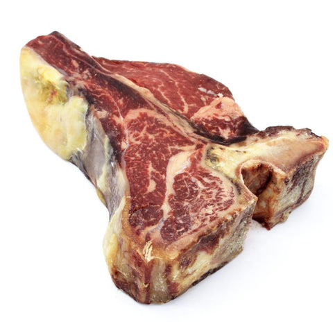 Buy T-Bone Steak, Galician Blonde Dry Aged