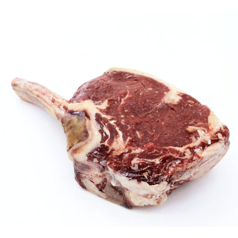 Buy Cowboy Steak Rib eye Bone-in Frisona Dry Aged