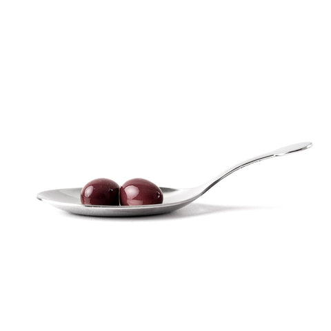 "Spherification Drop Olives Black  24/26 olives, ""ALBERT ADRIA"", 70Gr - The Gourmet Market"