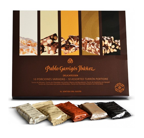 Artisan Turron Mixed box , 170Gr