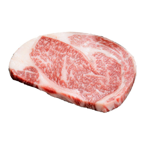 "Halal Wagyu Ribeye BMS 9 ""Chile"" 500 day Grain-fed, +/- 300gr"