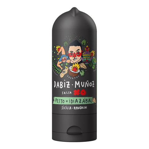 "Sauces XO ""PESTO IDIAZABAL"", David Muñoz, 250gr."