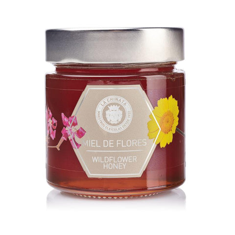 Honey Wild Flowers Infused, 250Gr - The Gourmet Market