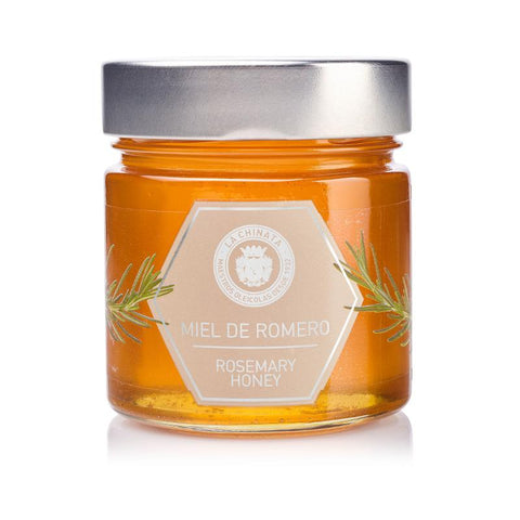 Honey Wild Rosemary Infused, 250Gr - The Gourmet Market