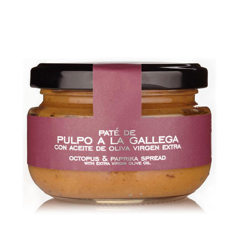 Galician Octopus Pate, 120Gr - The Gourmet Market