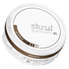Skruf Super White Nordic Liquorice #2 Slim Normal