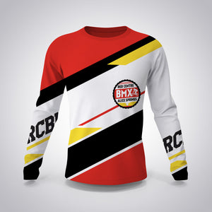 Long Sleeve Racing Jersey