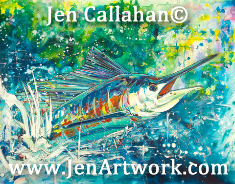 SAILFISH SERIES II