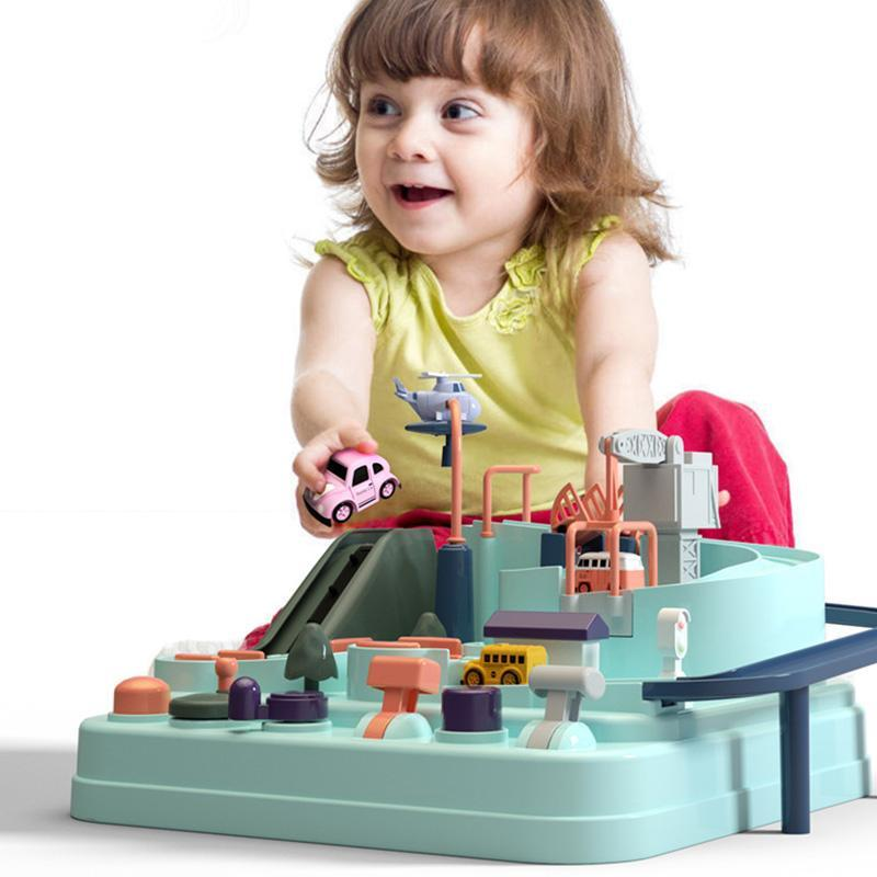 Adventure Toy Car Table