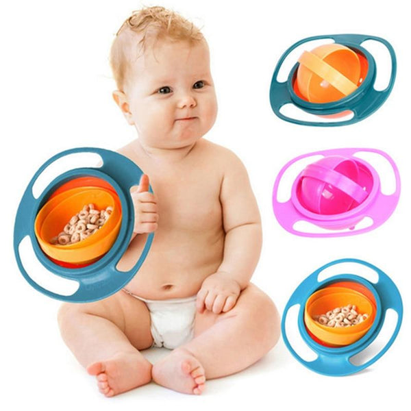 Baby  Anti-Spill Bowl