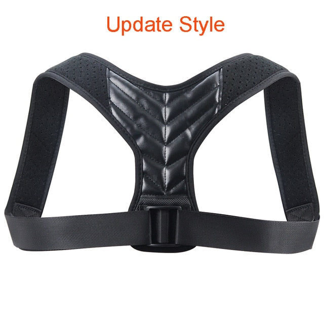 2020 New Fully Adjustable Posture Back Support Corrector