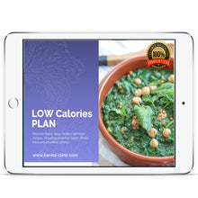 Load image into Gallery viewer, LOW CALORIES DIET PLAN