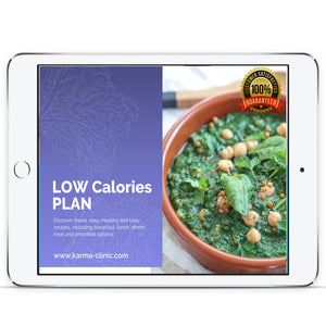 LOW CALORIES DIET PLAN