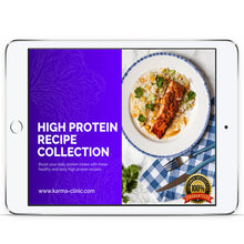 Load image into Gallery viewer, HIGH PROTEIN RECIPE COLLECTION