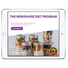 Load image into Gallery viewer, THE MENOPAUSE DIET PROGRAM
