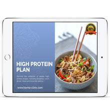 Load image into Gallery viewer, HIGH PROTEIN DIET PLAN