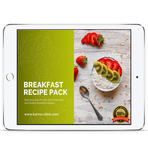 BREAKFAST RECIPE PACK