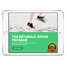 Load image into Gallery viewer, THE METABOLIC REPAIR PROGRAM