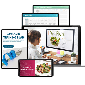 Clinic's  App - Personalized Online Weight Loss Program