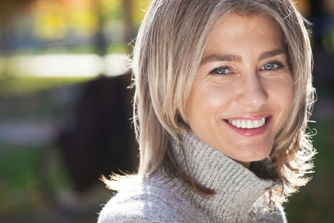 The Best Ways to Treat Your Hair When It Starts to Gray