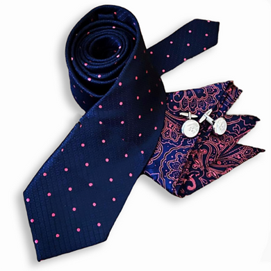 Tie & Accessory Monthly Subscription Box